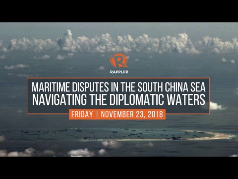 Maritime Disputes in the South China Sea: Navigating the Dip