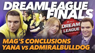 #NAVIVLOG: DreamLeague finals, Mag