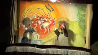 Il gigante Morgante e il cavaliere Orlando (La Punta della Lingua 2012)