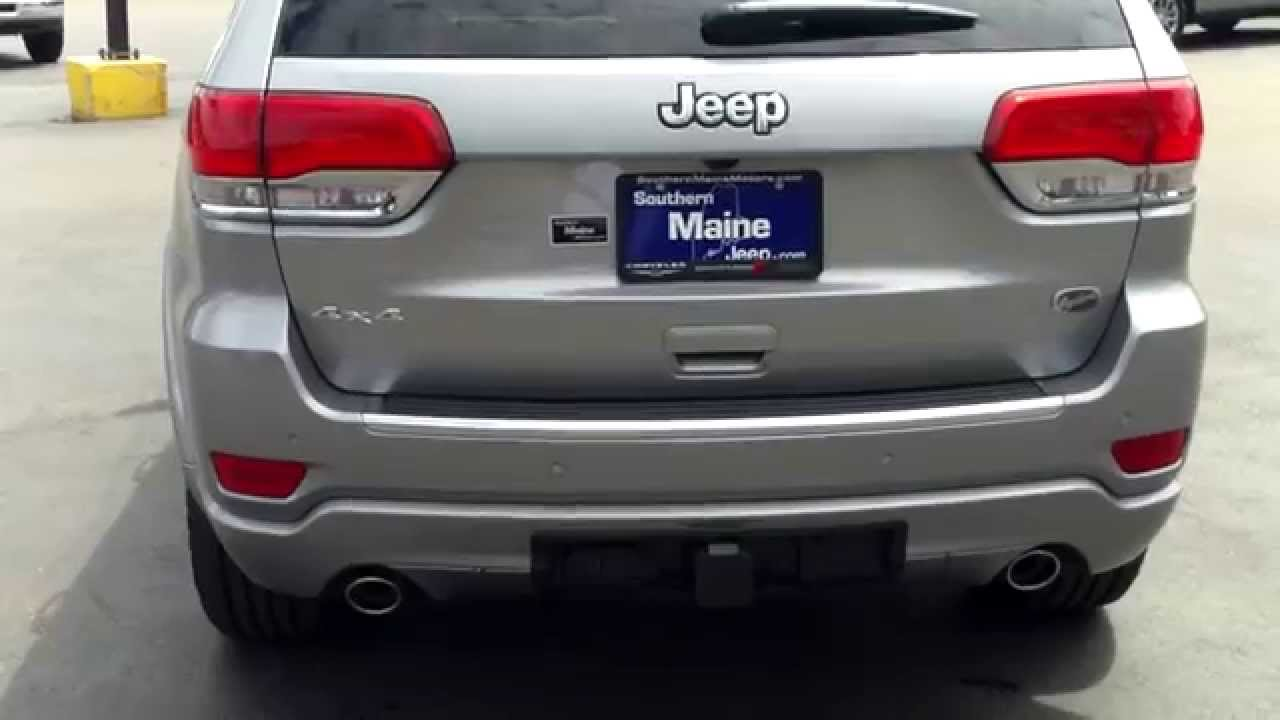 Power lift gate 2014 jeep grand cherokee overland southern for Southern maine motors saco maine