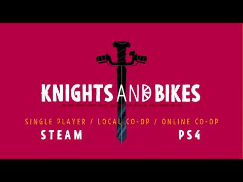 Knights and Bikes gets a PC release date | PC Gamer