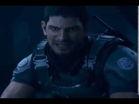 Resident Evil Vendetta Chris Redfield Vs Glenn Arias Youtube