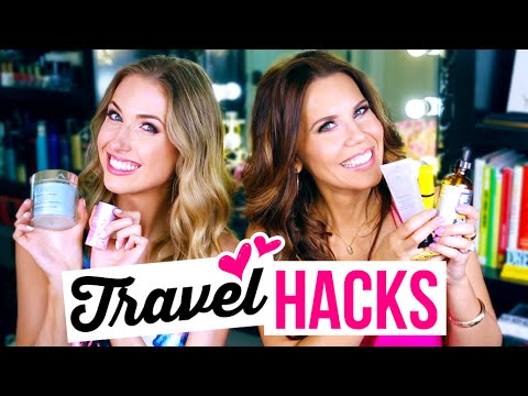 10 SUMMER HACKS, TIPS & ESSENTIALS FOR TRAVEL! ✈🚗