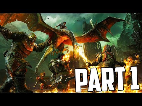 Highly Anticipated Lord of the Rings Game! - Prologue - Shadow of War Gameplay Walkthrough #1