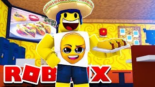 I CREATE MY OWN MEXICAN RESTAURANT IN ROBLOX! 😱🇲🇽
