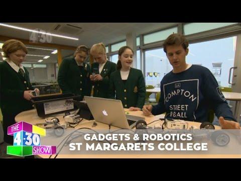 St Margarets College - Gadget Girls and Robotics Club