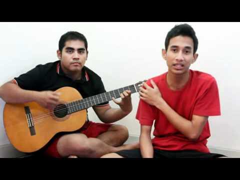 Sedang apa dan Dimana (Sammy Simorangkir) - Cover by. Kevin and Firda NBC.mp4