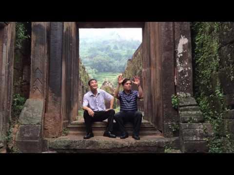 Đền Vat Phu - Champasak, Lào T10-2016