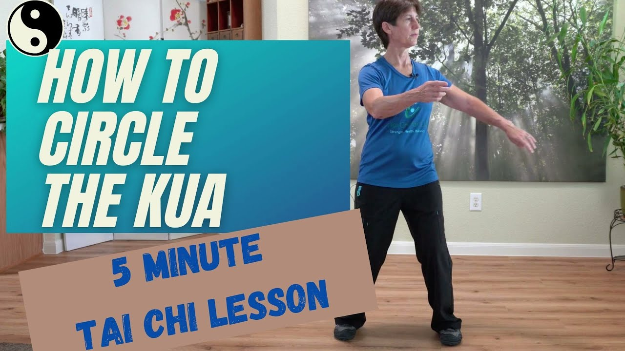How to Generate Power in Tai Chi by Circling the Kua
