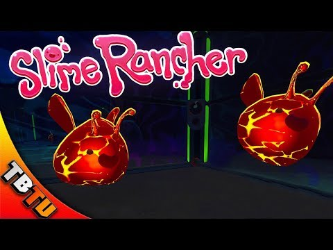 UNLOCKING THE FIRST SLIME GATE! BOOM SLIMES! Slime Rancher Gameplay E3