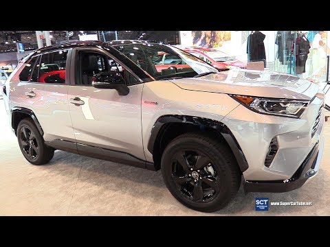 2019 Toyota RAV4 - Exterior and Interior Walkaround - 2018 New York Auto Show