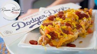 Dodger Hot Dog Recipe & Win Tickets!