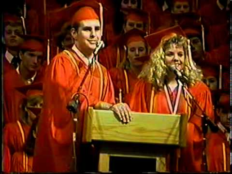 1992 Willmar Senior High School Commencement