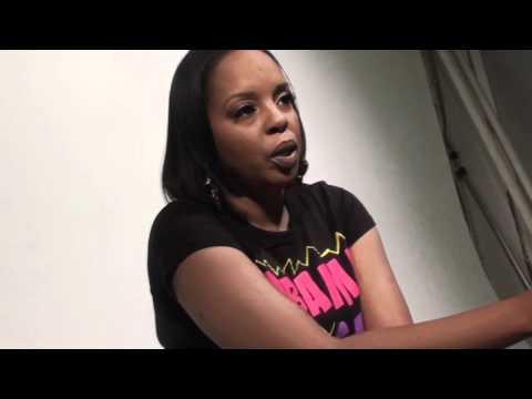 My interview with Rah Digga