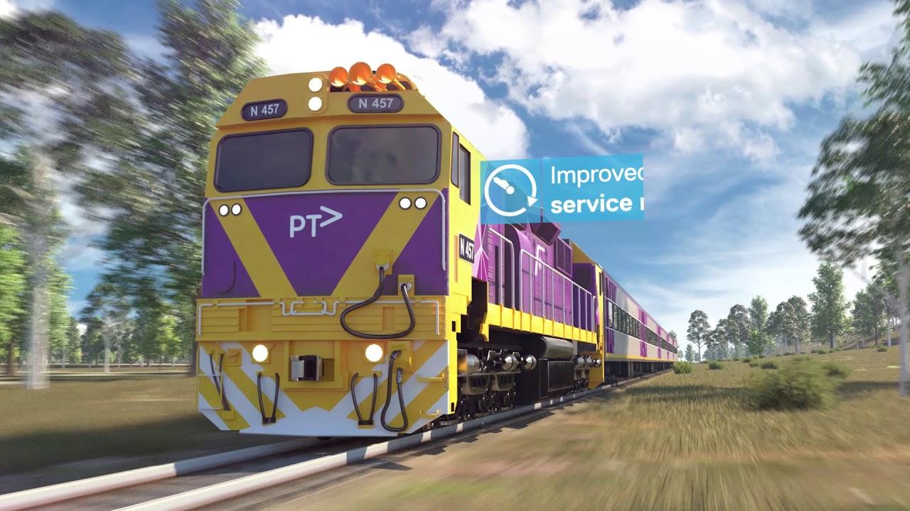 North East Rail Line Upgrade – ARTC