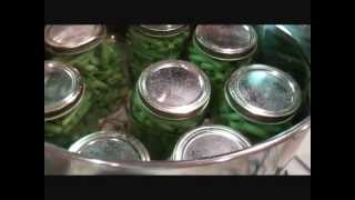 How to Can Green Beans Recipe