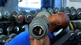 How to Do Weight Bench Exercises | Gym Workout