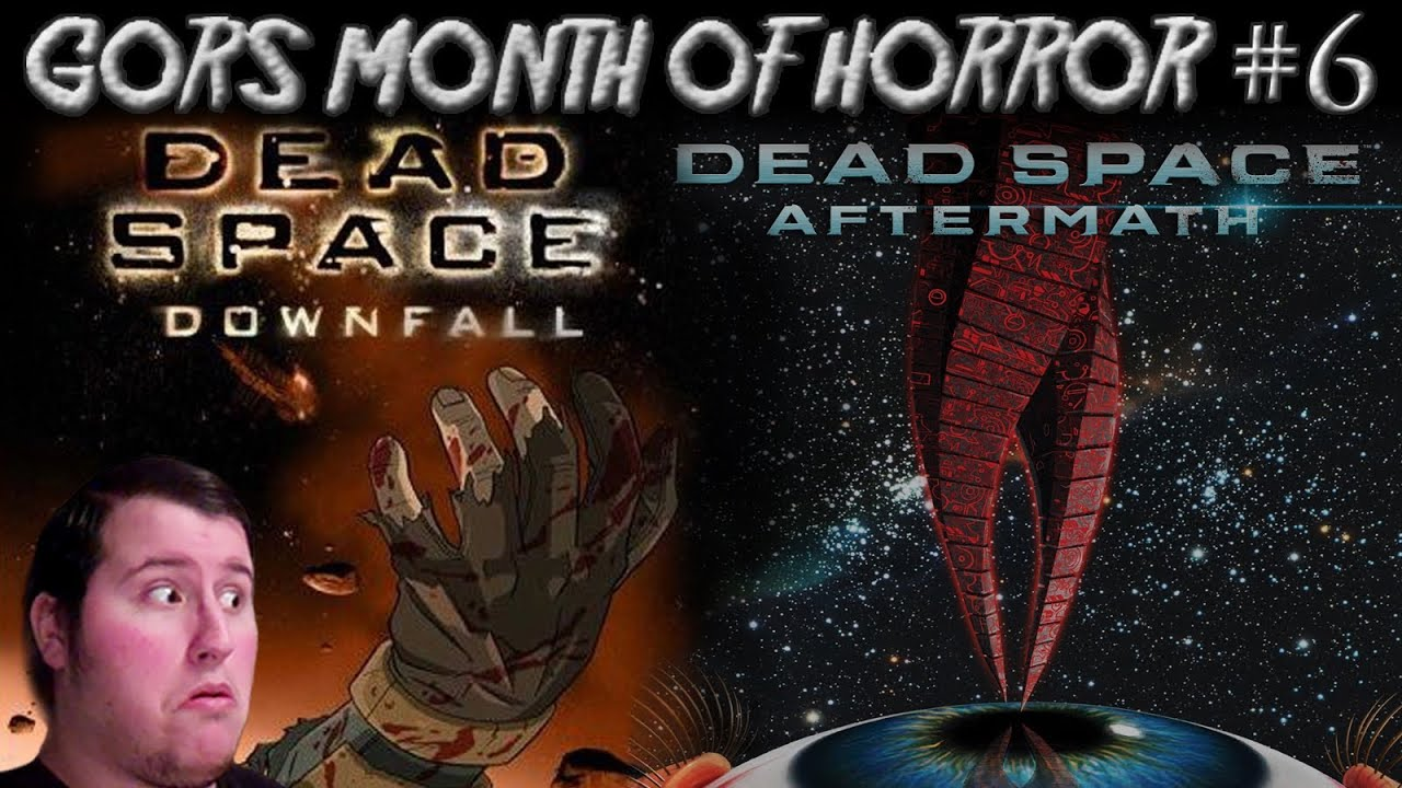 Dead Space Downfall Aftermath 2008 2011 Movie Review Gors