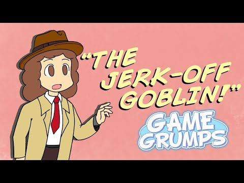 Game Grumps Animated J-Off Goblin