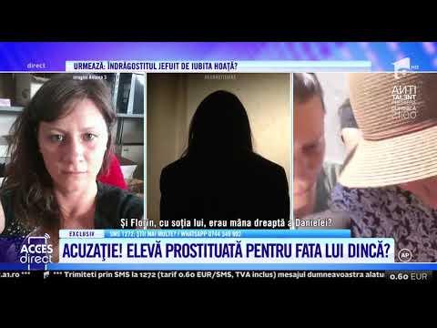 Informații bombă. Fiica lui Gheorghe Dincă ar fi implicată în afaceri ilegale: Aducea clienţi!
