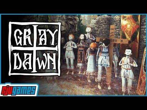 Gray Dawn Part 4   Horror Game   PC Gameplay Walkthrough