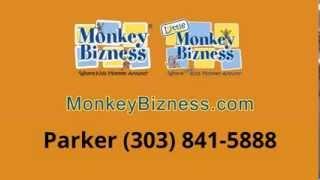 Little Monkey Bizness Parker -  Cloudknocker B1234