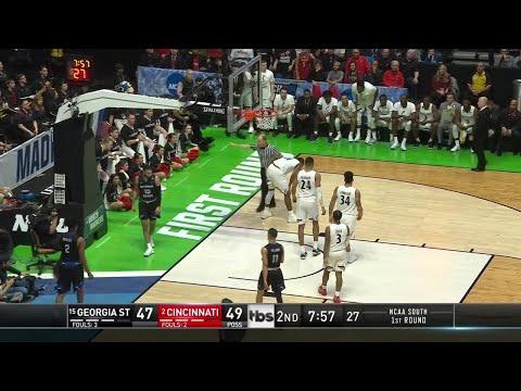 Georgia State vs. Cincinnati: Game highlights