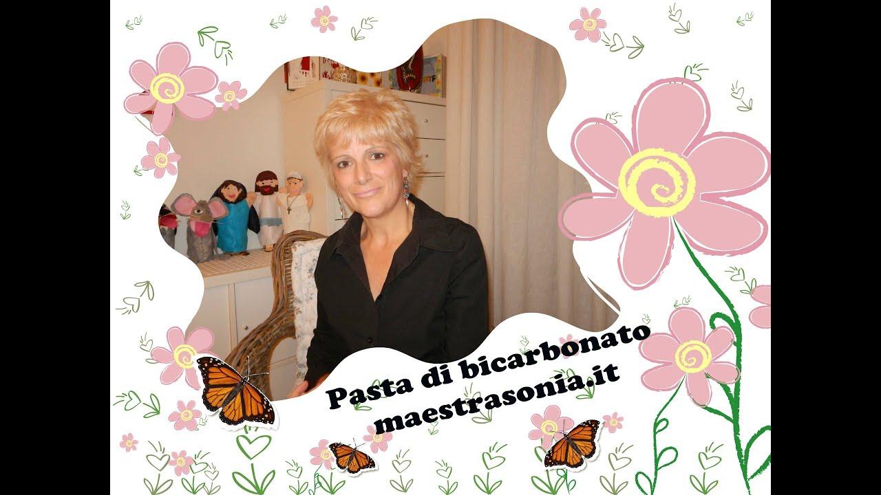 Pasta Di Bicarbonato Maestrasoniait Youtube