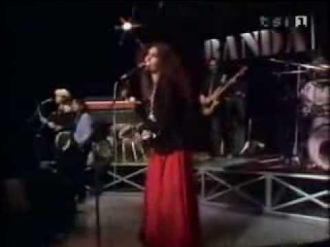 Serenade - Loredana Bertè (live TSI 1980)
