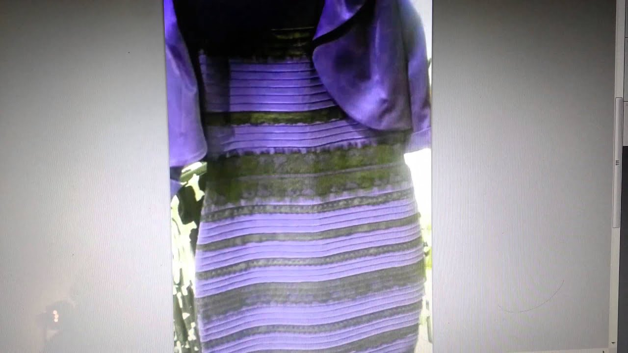 The dress explained - The Dress Explained