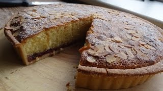 Bakewell Tart ( Frangipane)  ...... How to
