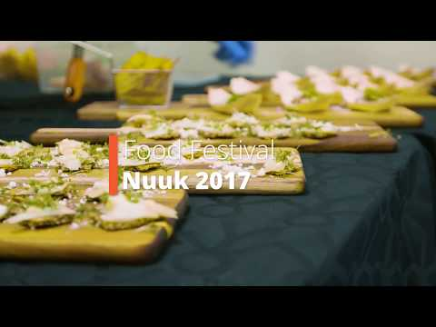Food Festival 2017 in Nuuk
