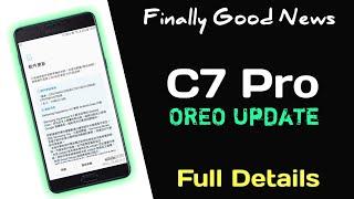 C9 Pro Oreo Update