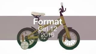 Детский велосипед Format Girl 12 2016. Обзор