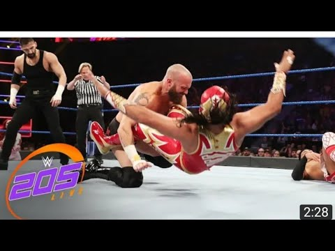 Download wwe 205 live highlights 17, 2019