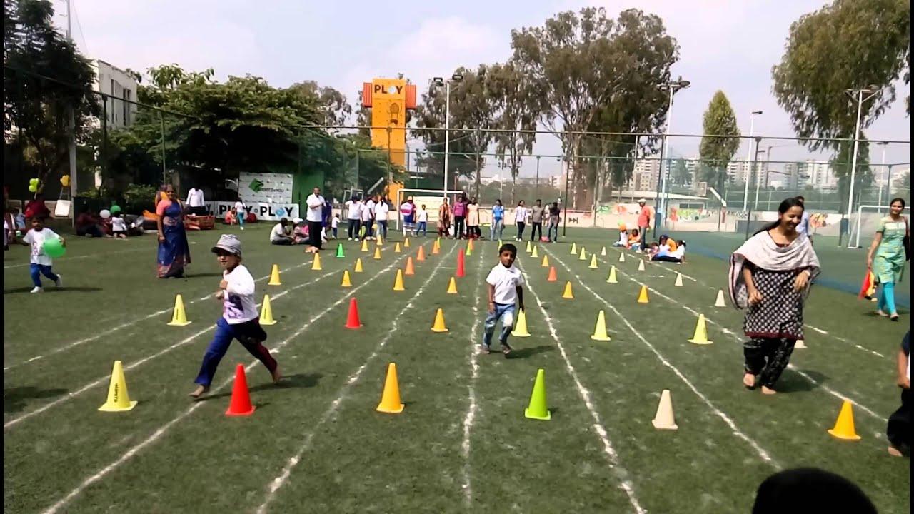 26 Enjoy Learning Preschool Day Care Sports Day Zig Zag