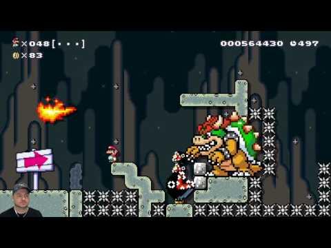 Super Mario Maker: мини-игры и большое приключение Пич