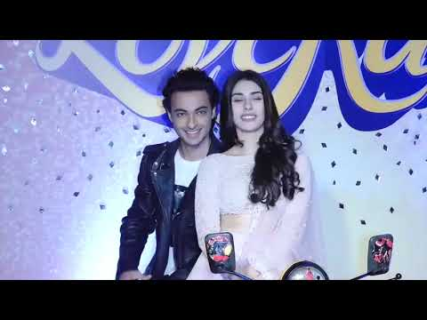 Love Yatri Movie (2018) Full HD Aayush Sharma Warina Hussain - Movie Promotions Video