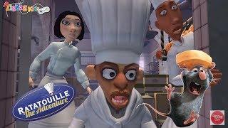 Ratatouille Movie Game   Episode 7   ZigZag Kids HD