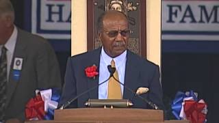 Larry Doby 1998 Hall of Fame Induction Speech