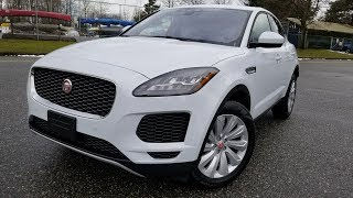 All-New Jaguar E-Pace Review--Whole Lotta Fun