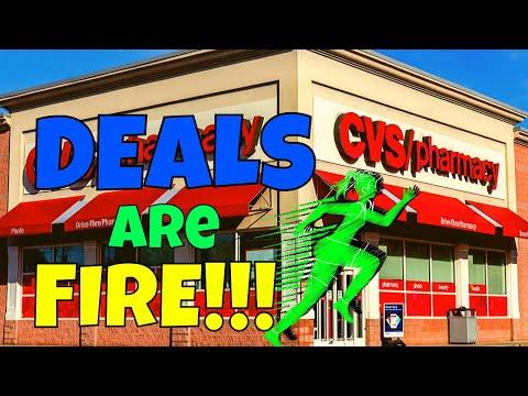 CVS DEALS are FIRE this Week! 7 Deals (3/8 – 3/14)