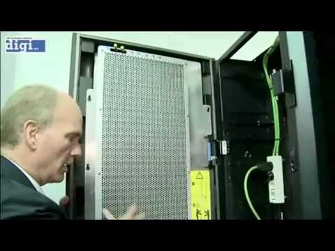 IBM Portable Modular Data Center (PMDC) Tour - Part 4 of 6