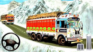 Indian Truck Cargo Drive Android Gameplay