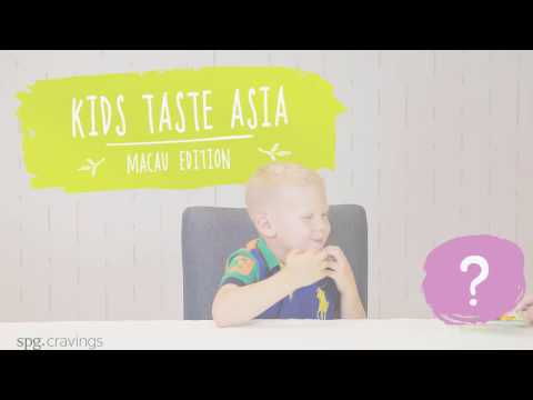 Kids Taste Asia - Macau Edition - Trailer