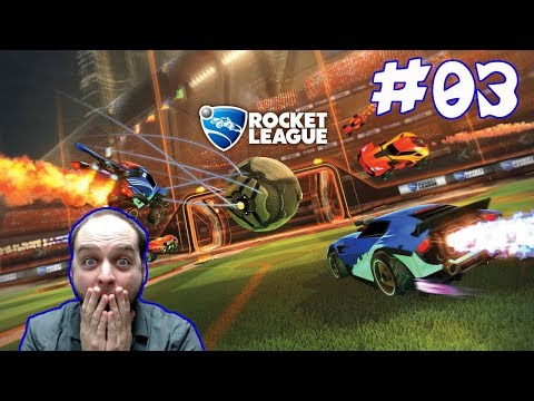 Keeping The Win Streak Alive! - Rocket League - Gameplay [#03]
