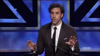 Sasha Baron Cohen - Premios Britannia - Subtitulado en español