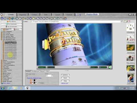 How to Install  3D ALBUM
