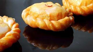 Badusha recipe | Indian sweet recipes | Diwali sweets