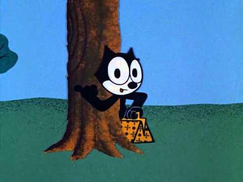Смотреть мультфильм кот феликс все серии